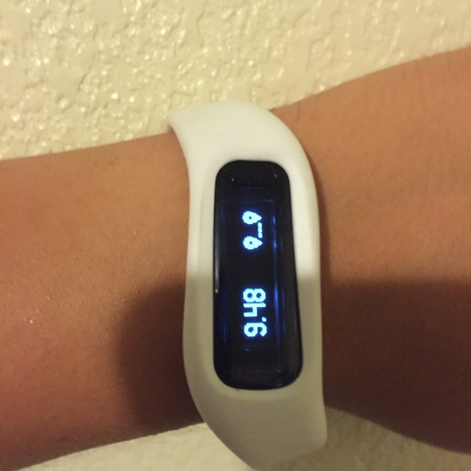 Fitbit One with Wristband