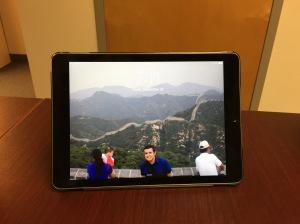 iPad Air 2 Lockscreen
