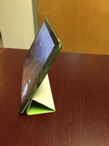 iPad with Smart Cover
